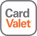 Card Valet logo app icon